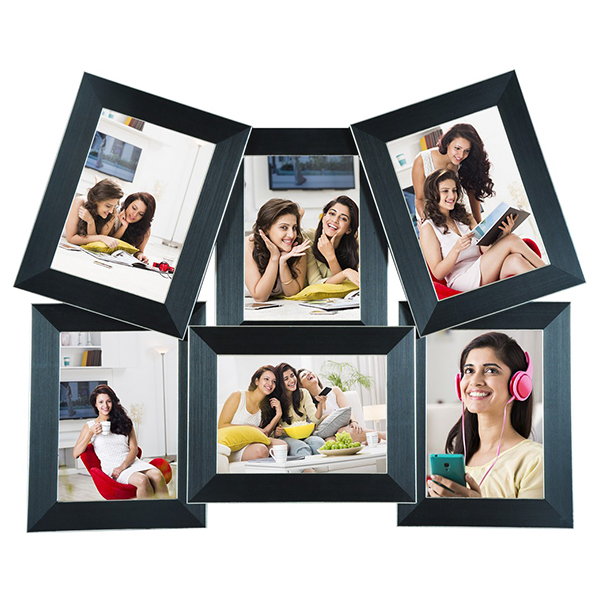 6 in 1 Collage Frame – MyPicstore