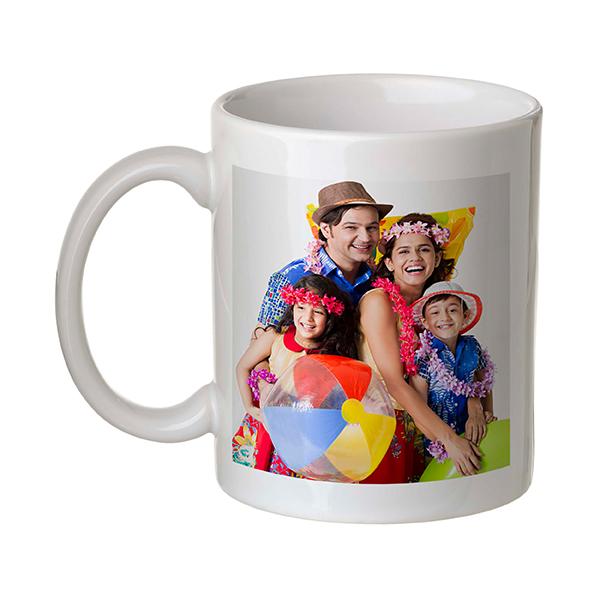White-Mug